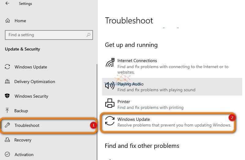 Trình gỡ lỗi trên Windows 10