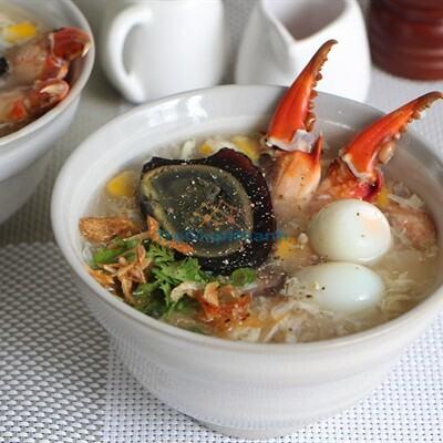 Món súp cua độc đáo