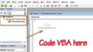 Photo of Cách tự động trả lời email Outlook bằng VBA