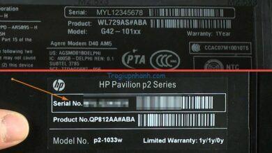 Photo of Cách tìm số Serial của ổ cứng sử dụng Windows 10