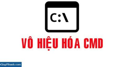 Photo of Cách tắt quyền truy cập vào CMD – Command Prompt