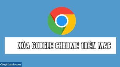 Photo of Cách gỡ hoàn toàn Chrome trên máy tính MAC
