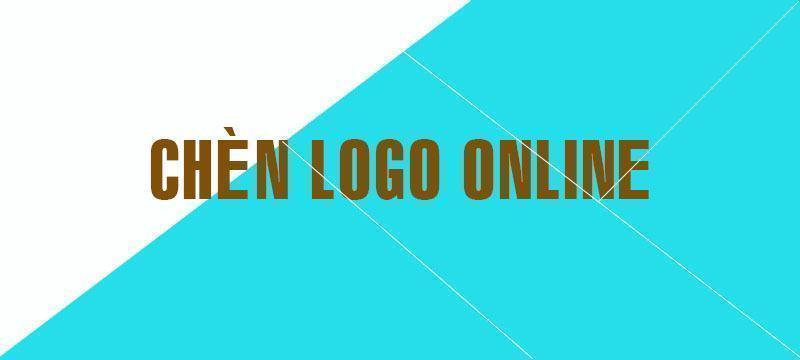 Chèn logo video online